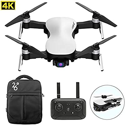 LHR Drone GPS Plegable, Drone GPS con Cámara para Adultos 4K / 3 ...
