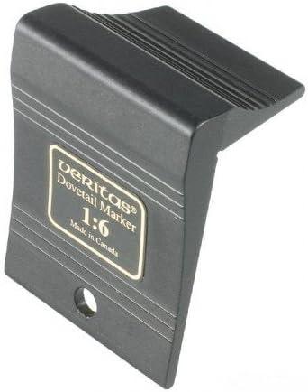 GUIDA DOVETAIL MARKERS TRACCIATORI X CODE DI RONDINE 1:6 DELLA VERITAS 05N6104