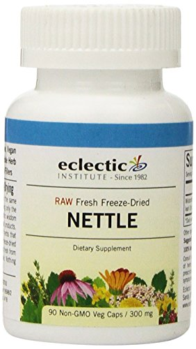 - Nettles Freeze-Dried - 90 - VegCap, 300 mg
