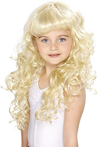 Smiffy's Girl's Princess Wig -
