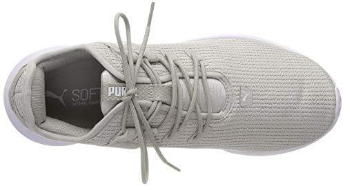 Puma Wn's De Xt White Gris puma Violet Femme Chaussures Radiate gray Fitness OqwrAO6