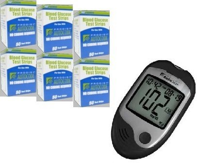 FREE Prodigy AutoCode meter w/ purchase of 300 Test Strips