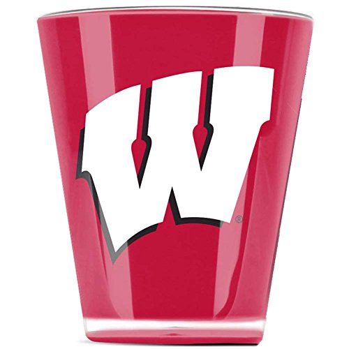 (SS Inc Wisconsin Badgers Shot Glass)