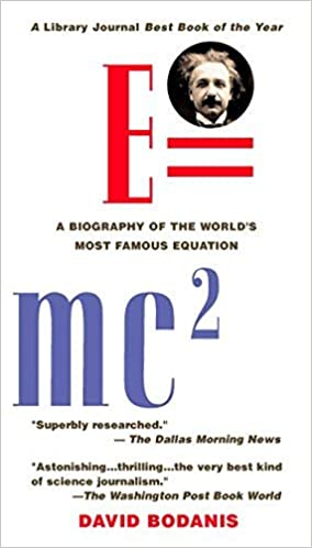 E=mc2: A Biography of the World's Most Famous Equation.: David ...
