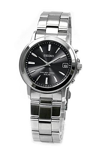 [세이코]SEIKO 손목시계 SPIRIT 스피릿 솔라 전파 시계 SBTM169 맨즈