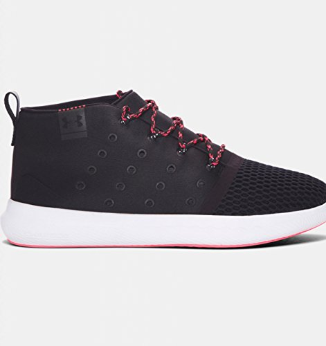 Under Armour Charged 24/7 Women's Mid Zapatillas Para Correr - AW16 Negro