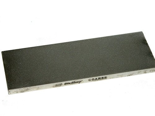 DMT D8C 8-Inch Dia-Sharp Continuous Diamond Coarse Dmt Diamond Sharpening Stones