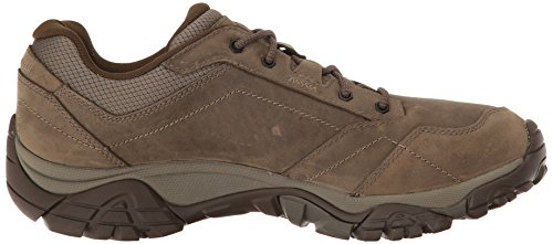 Merrell Mens Moab Adventure Lace Hiking Shoe Boulder