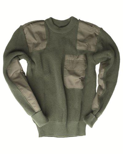 BW Pullover import, oliv (50) 50,OLIV