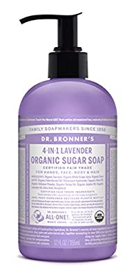 Dr. Bronner 4 in 1 Sugar Soap from Dr. Bronner