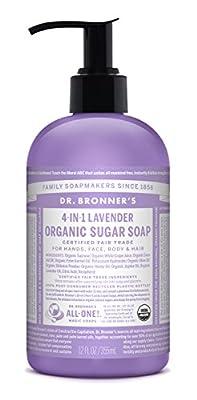 Dr. Bronner 4 in 1 Sugar Soap