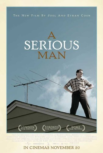 (A Serious Man POSTER Movie (27 x 40 Inches - 69cm x 102cm) (2009) (UK Style A))