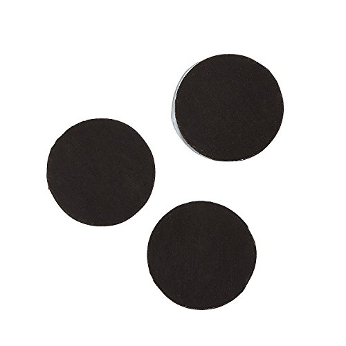 15 SELF ADHESIVE ROUND DOT MAGNETS FOR MAC EYE PRO ()