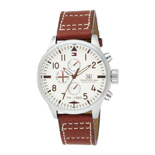 Multi Eye Stainless Steel Watch (Tommy Hilfiger Men's 1790684 Sport Multi Eye Stainless Steel Watch)