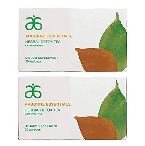 Arbonne Herbal Detox Tea 2 Box