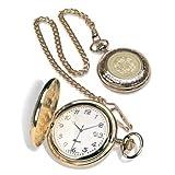 Georgia Tech Yellow Jackets Men's 18K Pocket Watch [Watch]