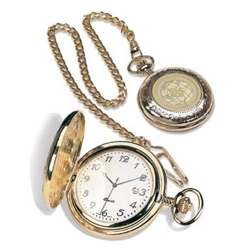 Georgia Tech Yellow Jackets Men's 18K Pocket Watch [Watch] by Alumni Gift