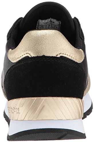 Black Tretorn Women's Sneaker LOYOLA6 Gold BS7q1BO