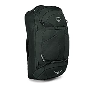 Osprey Packs Farpoint 80 Travel Backpack, Volcanic Grey, Small/Medium