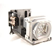 Replacement Lamp Module for Mitsubishi HC4900 HC4900W HC5000 HC5000BL HC5500 Projectors (Includes Lamp and Housing)