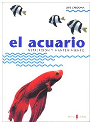 Acuario, El (Spanish Edition): Luis Cardona: 9788476281888: Amazon.com: Books