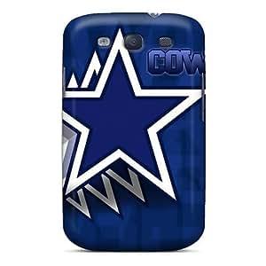 Galaxy High Quality Tpu Case/ Dallas Cowboys Zfh2512jjmj Case Cover For Galaxy S3