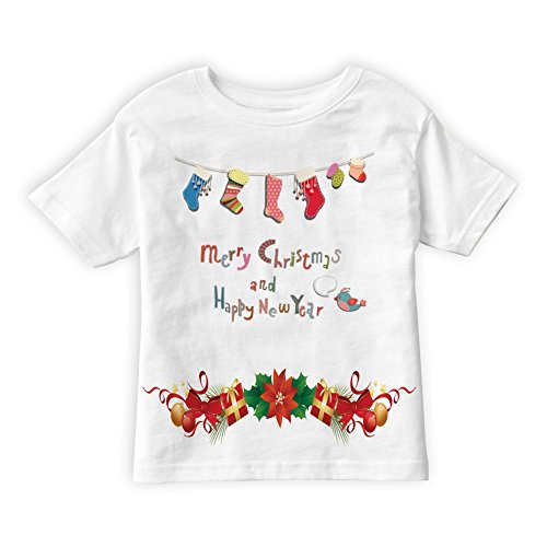 PicOnTshirt Winter Christmas T-shirts Collection Design 06 for Children Size 10-11](10 Dollars Itunes Gift Card)