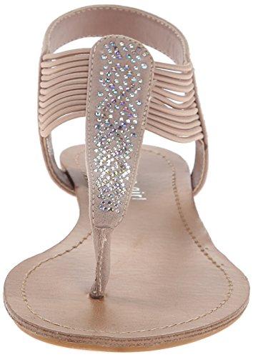 887865299431 - Madden Girl Women's Teager Flip Flop, Blush Fabric, 6 M US carousel main 3