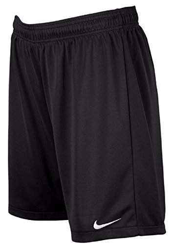Nike Men's Team Equalizer Soccer Shorts, Black, (Nike Sport Shorts)