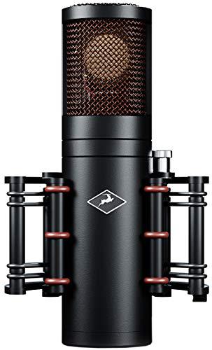 Antelope Audio Edge Go Large Diaphragm Condenser Modeling USB Microphone
