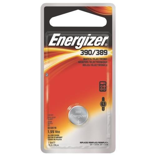 Energizer 389BPZ Zero Mercury Battery - - 1 Pack ()