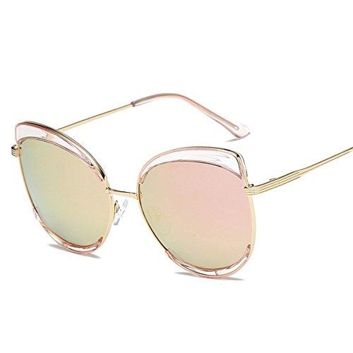 de polarizadas decorativas polarizadas Sakura ocio metal de sol 6 Pink mujer gafas gafas de Shop para Gafas de de sol sol Gafas Cf7qx8