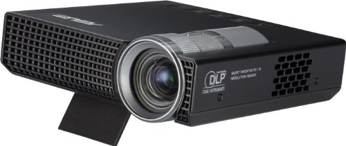 ASUS P1M - Proyector digital de 200 lúmenes, color negro: Amazon ...