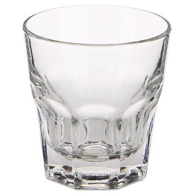 (Libbey 15240 Gibraltar 8 Ounce Rocks Glass - 36 / CS)