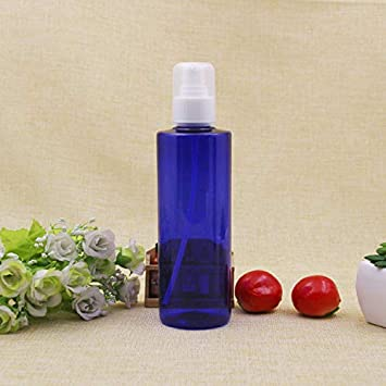 a5fad5706781 Amazon.com : YyZKO one piece 250ml PET bottle, plastic small dosage ...
