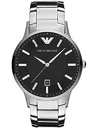 Men's AR2457 Dress Silver Watch