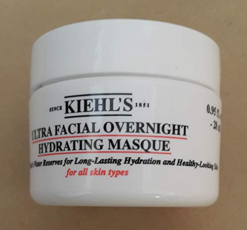 Total Cleanup KIE'HL'S Ultra Facial Overnight Hydrating Mask