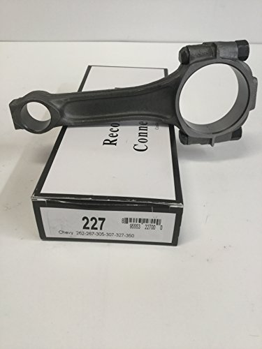 Reconditioned Connecting Rods compatible with Chevy 350 V8 small blocks. (Stock replacement)