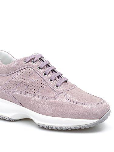 Rosa Donna Sneakers Hogan Pelle HXW00N00E30I6FL809 nI6WWpq
