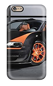 Hot LXASQxr5675lBCrW Case Cover Protector For Iphone 6- 2013 Bugatti Veyron6 Grand Sport Vitesse