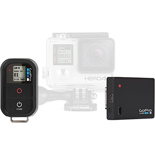 GoPro Wi Fi Remote Battery Bundle