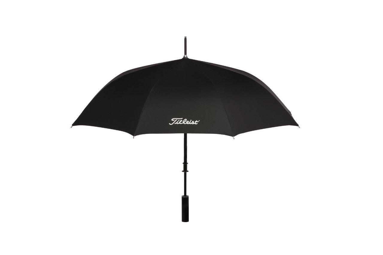 Titleist Golf Umbrella: Professional Single Canopy 50'' Arc TA8PROSCU-0 Black