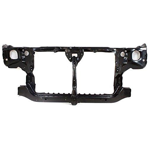 Evan-Fischer EVA17972030031 New Direct Fit Radiator Support for VILLAGER 99-02 Assembly Black Steel