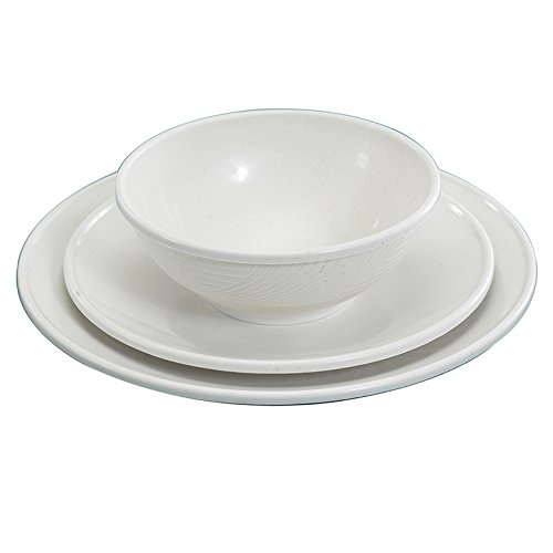 Nordic Ware Microwave 3 Piece Dinnerware Set by Nordic Ware (Image #2)