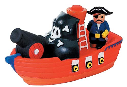 (Kids Bath Toy Set for Toddlers Fun Water Toys (Pirate Ship))