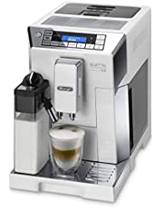 De'Longhi Eletta Cappuccino Top Automatic Coffee Machine - White, Ecam 45.760.W