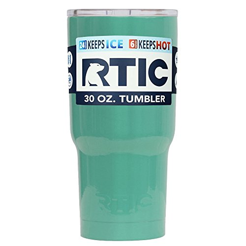 RTIC Seafoam 30 oz Stainless Steel Tumbler Cup