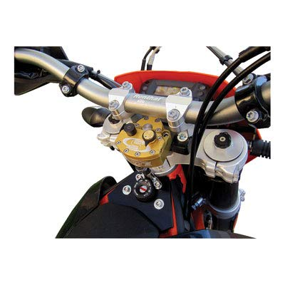(CRF450R/450X SCOTTS PERFORMANCE SUB MOUNT STEERING STABILIZER KIT - HON CRF 450R)