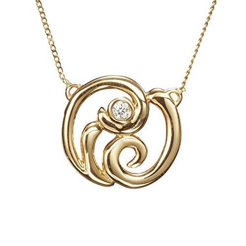 (Small diamond pendant by Majade. Simple diamond necklace, dainty real diamond necklace. Handmade solid 14k gold diamond necklace. Tiny minimalist yellow gold jewelry. Delicate bezel set diamond choker)