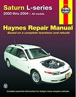 Saturn l series 2000 2004 haynes repair manuals chilton haynes 87020 saturn lries 00 04 fandeluxe Gallery